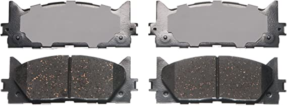 ABS 1243Q Disc Brake Pads Accessory Kit
