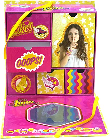 Soy Luna Caja Secreta, Unico (Cife Spain 40150): Amazon.es: Juguetes y juegos