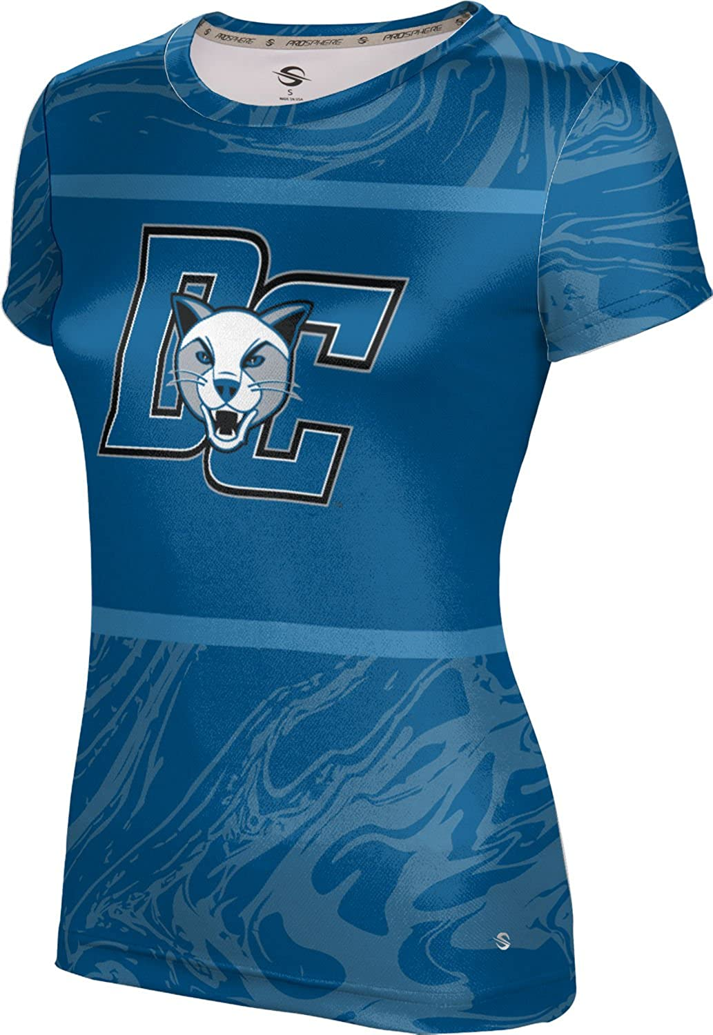 Ripple ProSphere Daemen College Girls Performance T-Shirt