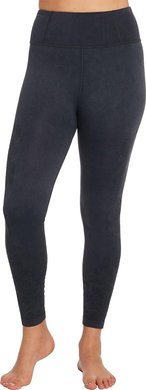 4412db33e114f Amazon.com : CALIA by Carrie Underwood Women's Seamless Leggings (L,  Caviar) : Sports & Outdoors
