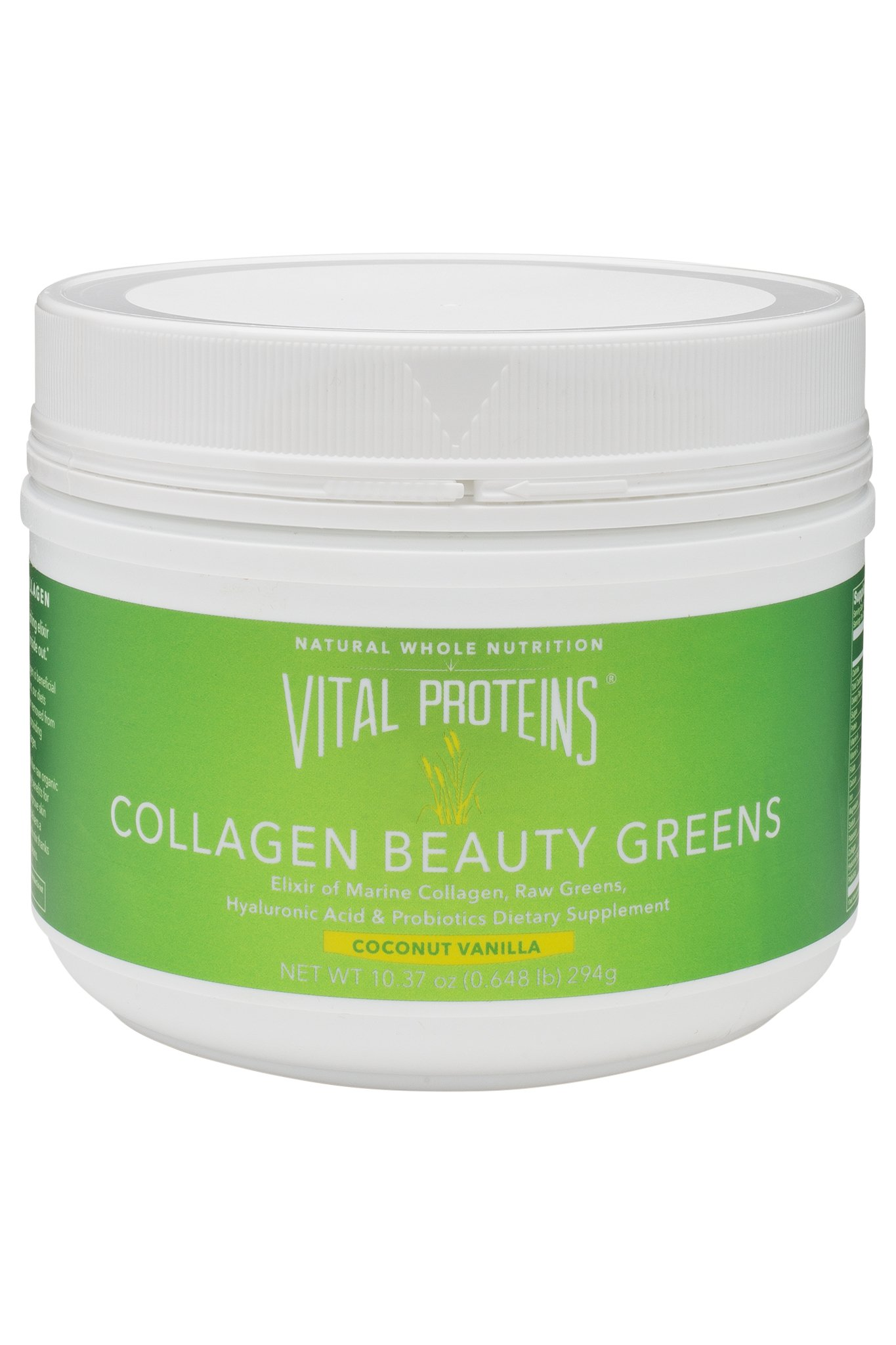 Vital Proteins Collagen Beauty Greens (10.37 oz)