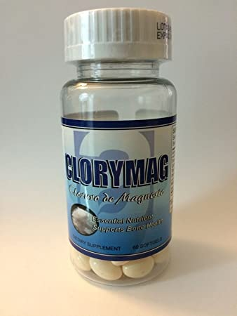 Clorimag Cloruro de Magnesio (520 mg) Support Bone Health Salud Huesos Magnesium