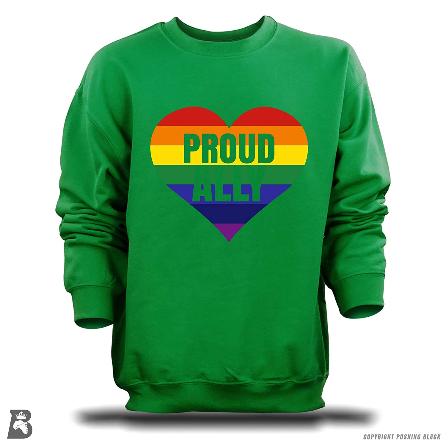 and More Tank Tops Kitchen Aprons Gay Pride Month T-Shirts Hoodies Pushing Black Proud Ally Sweatshirts
