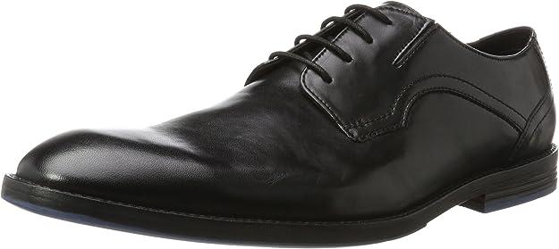 TALLA 41 EU. Clarks Prangley Walk, Zapatos de Cordones Derby para Hombre