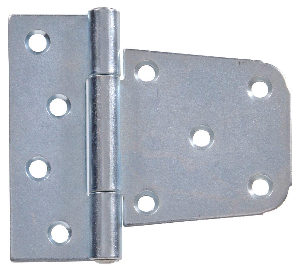 The Hillman Group 851948 T Hinge Heavy Zinc 4X4 2X4 1 Pack