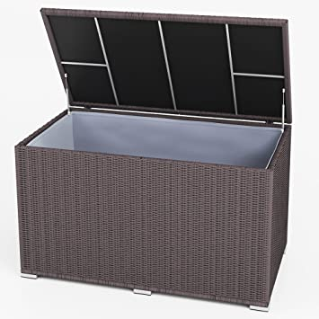 kissenbox wasserdicht rattan jz73 hitoiro. Black Bedroom Furniture Sets. Home Design Ideas
