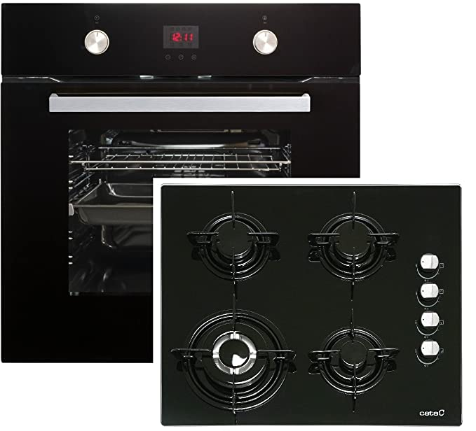 CATA Cocina de gas Juego Autark/Instalación eléctrico del Horno ...