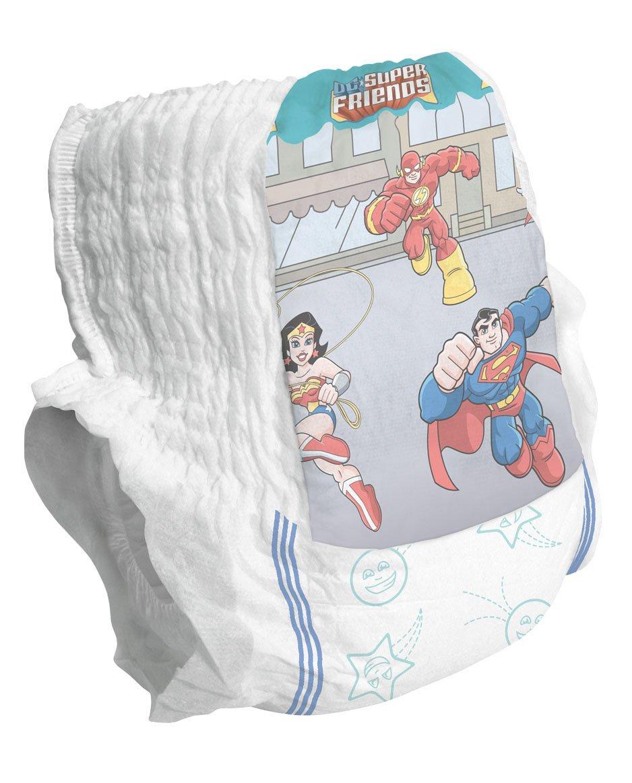 Medline MSC29813Z DryTime Disposable Training Pants, X-Large, White (Pack of 13)