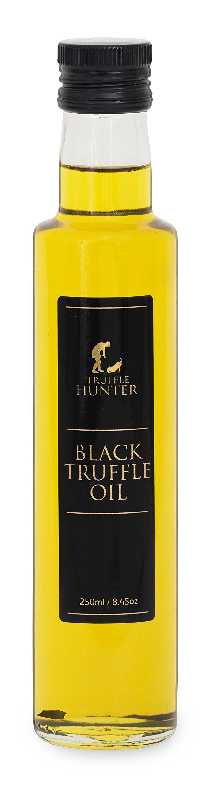 TruffleHunter Chef's Black Truffle Oil - 8.45 Oz (Double Concentrated)