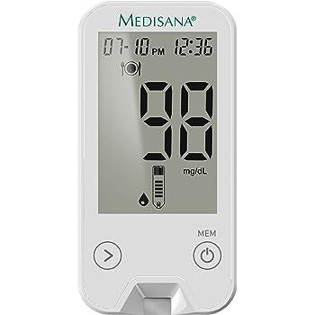 Ein gutes Blutzuckermessgerät bekommen Sie bei der Marke Medisana.