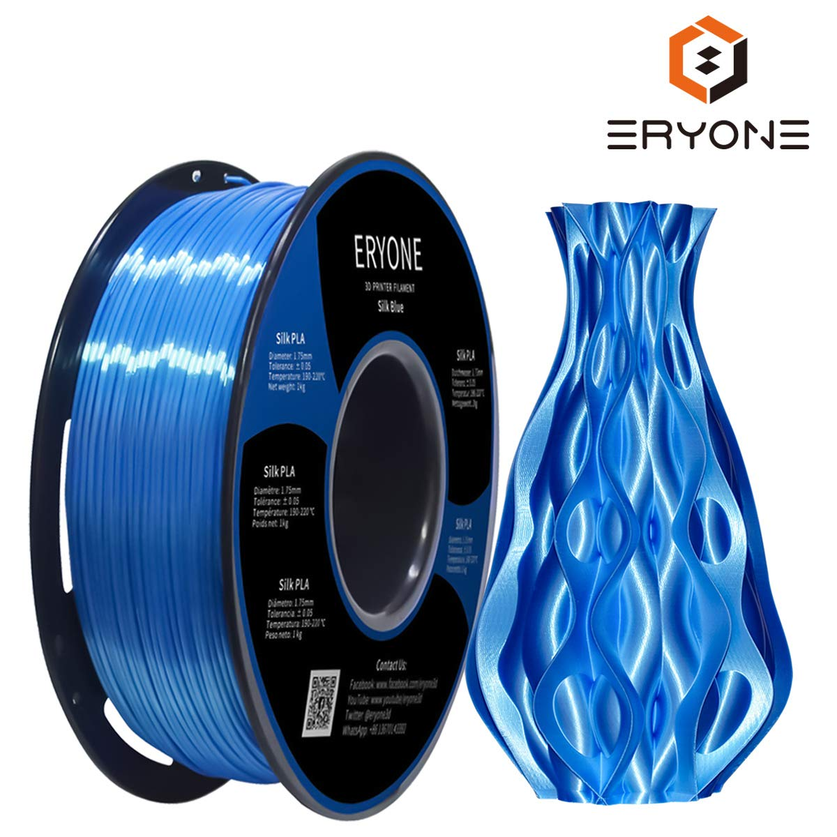 EryOne blue filament