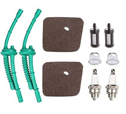 Amazon Com Podoy Fs55r Parts For Stihl Weed Eater Repower Kit Tune