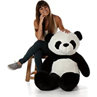Buttercup Soft Toys Medium Very Soft Lovable/Huggable Teddy Bear for Girlfriend/Birthday Gift/Boy/Girl - 3 Feet (91 cm, Panda)