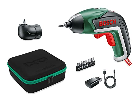 Japan New BOSCH IXO5 Cordless Screwdriver Lithium ION Battery *With tracking