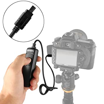 pangshi Wired Shutter Release Cord Remote Control: Amazon co