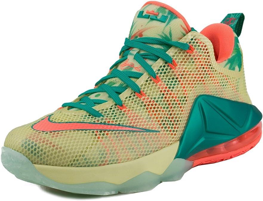 | Nike Lebron XII Low PRM Mens Basketball