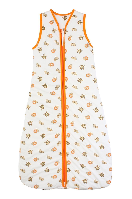 Slumbersac Winter Toddler Sleeping Bag 3.5 Tog Simply Zoo Animals 12-36 Months
