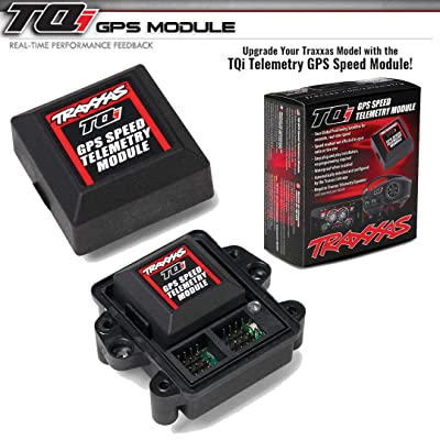 Traxxas TRA6551X Telemetry GPS Module 2.0, TQi Radio System (Compatible only with #6550X telemetry Expander): Automotive