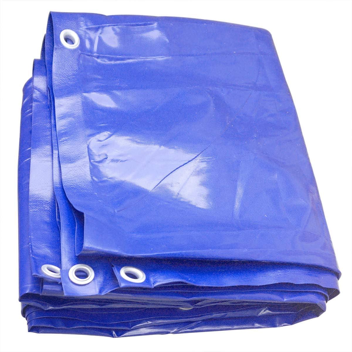 Akuoly Lona Impermeable Exterior 2m x 3m Lona de protecci/ón para Muebles de jard/ín Coche Piscina 350g //m/² Lona de protecci/ón Impermeable y Resistente