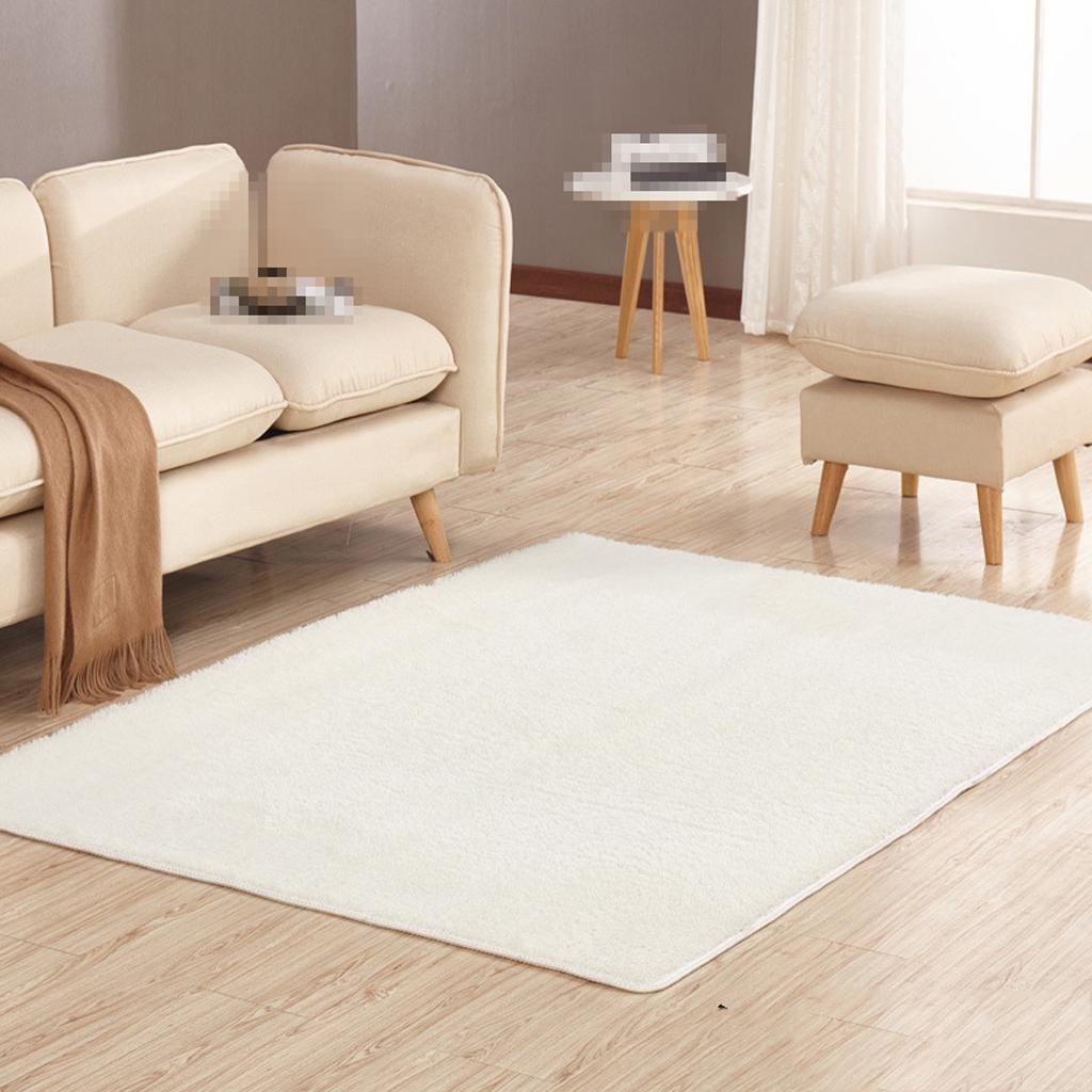 DYI Thick non-slip carpet, living room coffee table bedroom mats, mats, 120  160cm