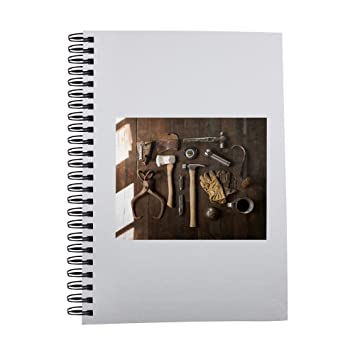 Amazon tools do it yourself hammer carpentry notebook tools do it yourself hammer carpentry notebook solutioingenieria Images