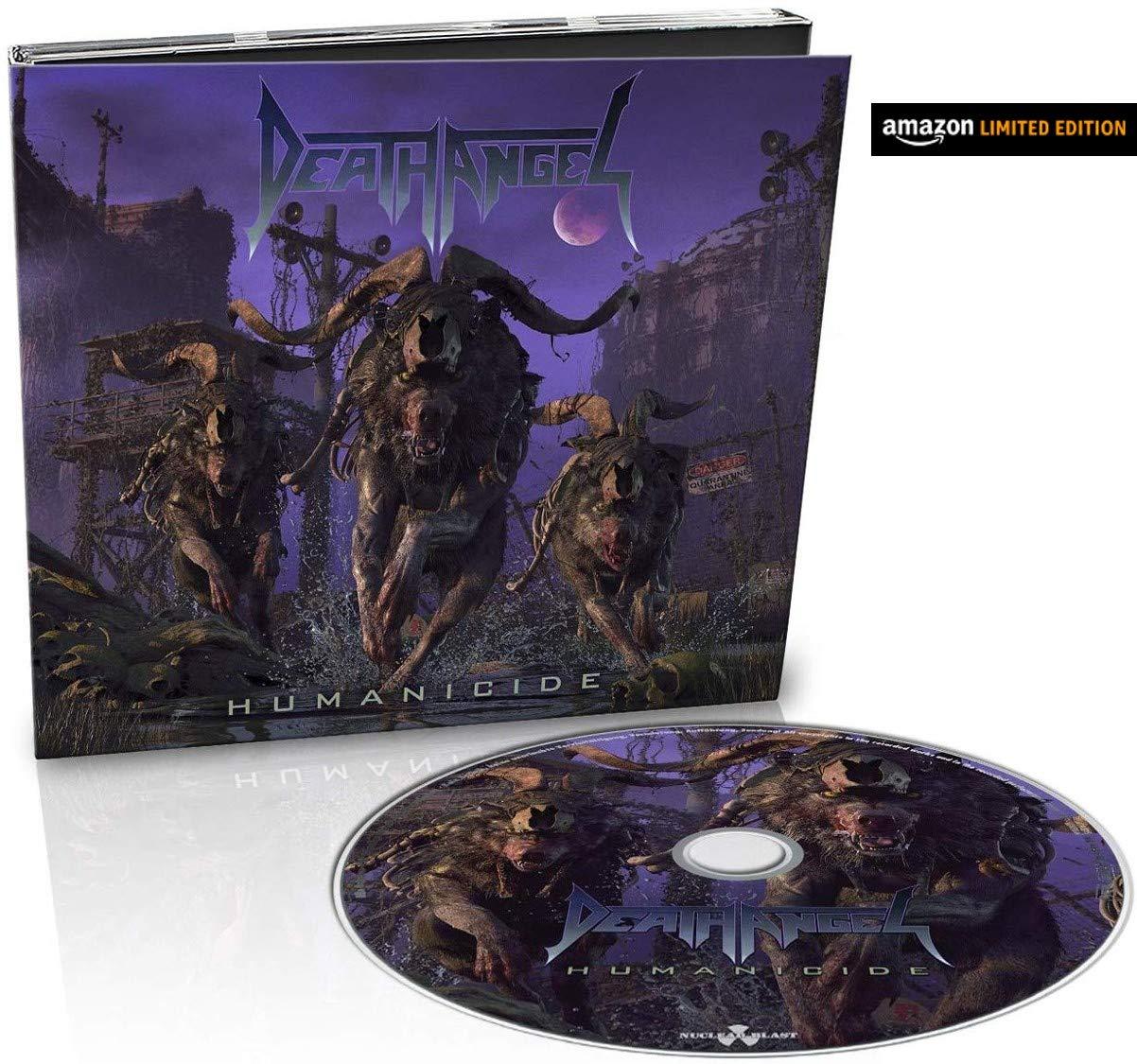 Death Angel -Humanicide : Death Angel, Death Angel: Amazon.es: Música