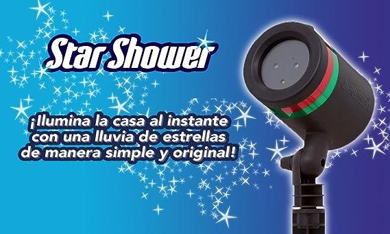 STAR SHOWER - Anunciado en TV ¡Una manera simple y original de ...