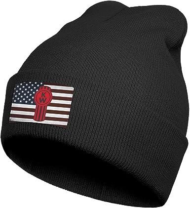 LONGCXBYUE Men Womens Beanie Hats Pattern Warm Slouchy Hats Unisex