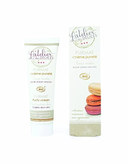 L Atelier des delices purmat Creme Purete Bio 50 ml