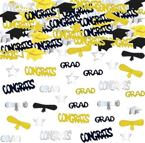 Party Favor Grad Value Confetti