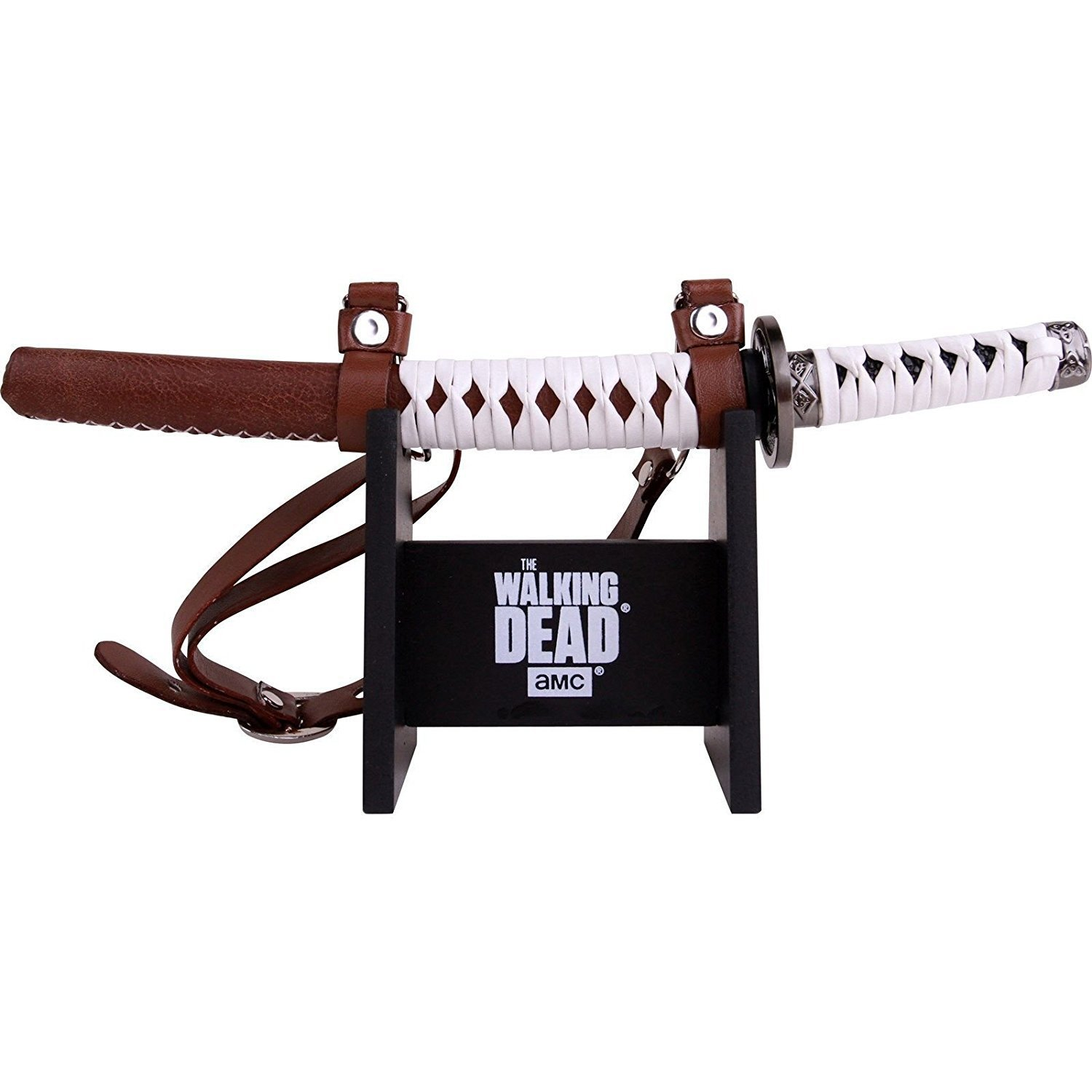 The Walking Dead Official Katana Letter Opener with Display Stand AMI 351386