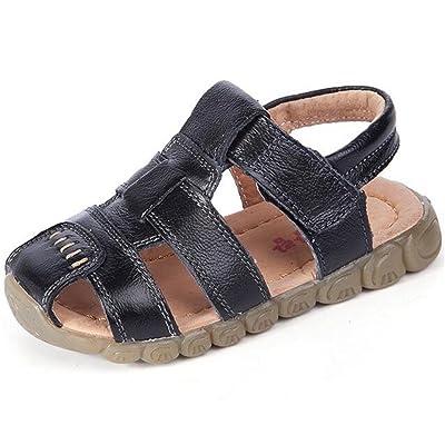 Brightest Kid's Boy's Girl's Closed Toe Leather Adventure Sport Fisherman Sandals (Little Kid/Big Kid)