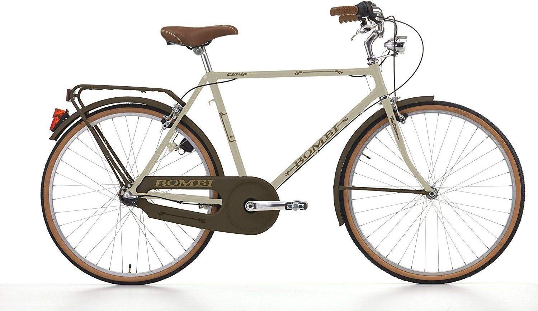 CINZIA - Bicicleta de Hombre de 26 Pulgadas, Bombas de una Sola ...