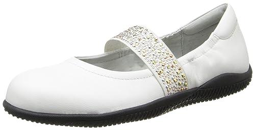 72e7a225c51d SoftWalk Women s High Point Mary Jane Flat  Amazon.ca  Shoes   Handbags