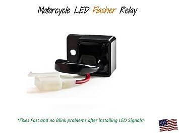 Custom led electronic led flasher relay for led blinkers on custom led electronic led flasher relay for led blinkers on motorcycles elfr 1 ccuart Choice Image