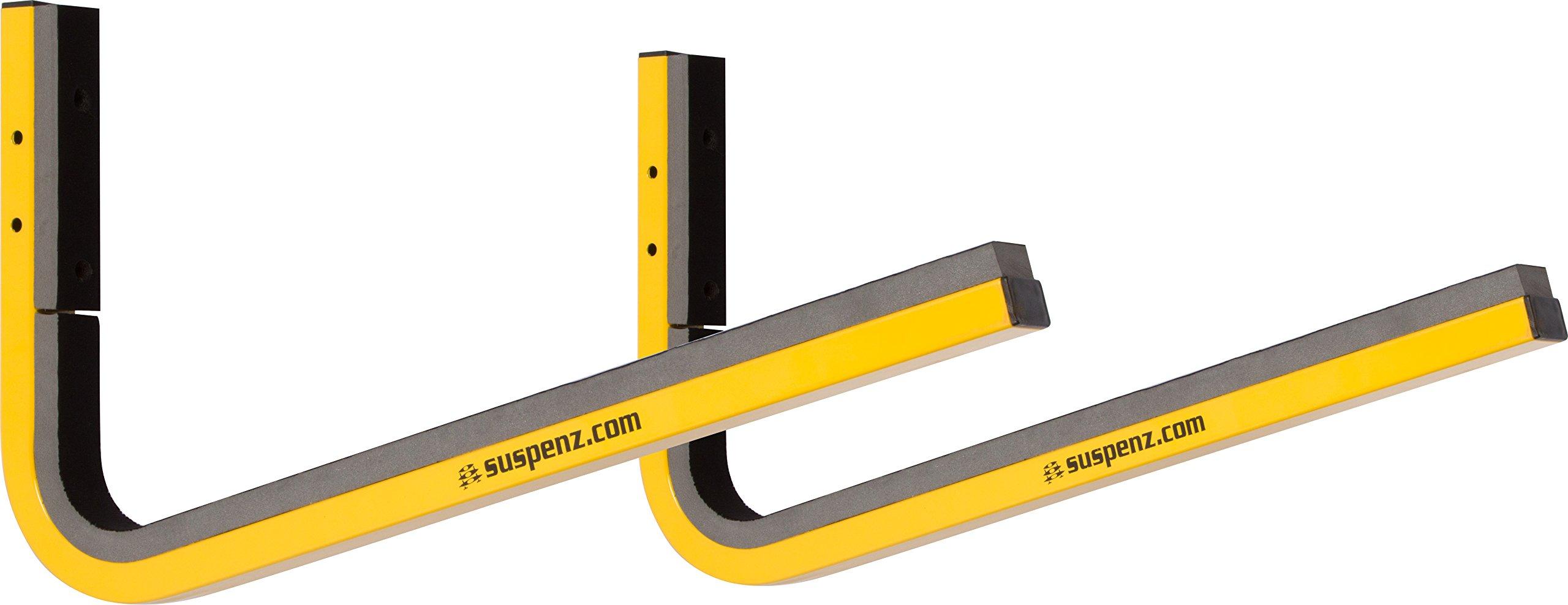 Suspenz Board Rack, Yellow
