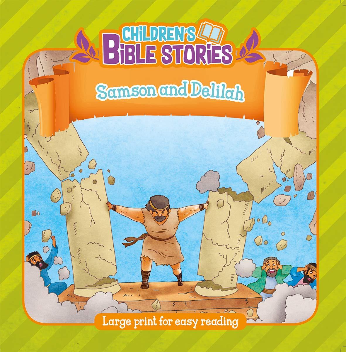 Samson & Delilah (Children's Bible Stories): John Ritchie ...