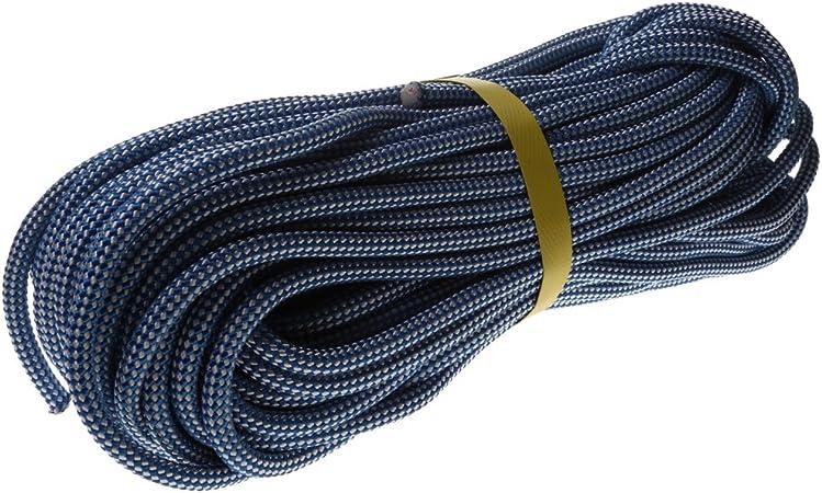 CUTICATE Escalada Eslinga De Seguridad Rapel Cuerda 40m Cable ...