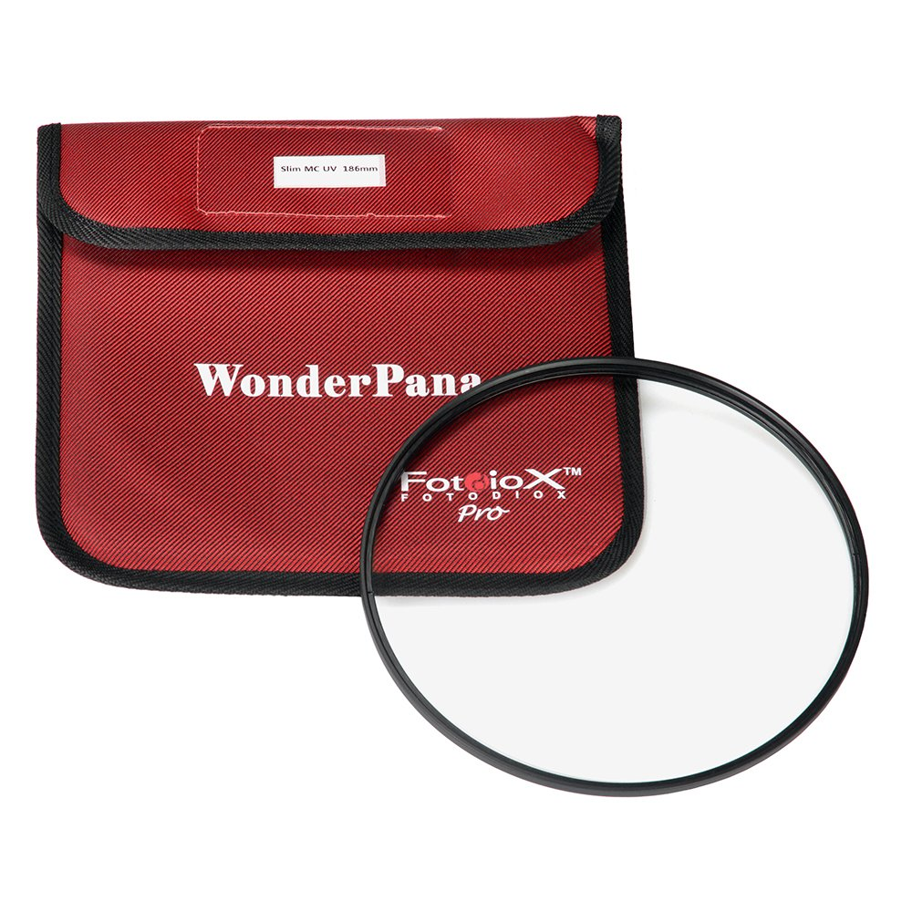 WonderPana 186mm Slim Multi-Coated Ultra Violet (MC-UV) Filter for WonderPana 186 Systems