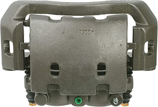 Unloaded Brake Caliper Cardone 18-B8047B Remanufactured Domestic Friction Ready