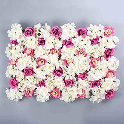 Artificial Flowers 5 Head Roses Simulation Flowers Bouquet Wedding Home Decoration Background Flower Wall Table Home Decor Artificial Decorations