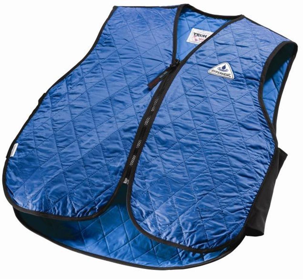 TechNiche International Adult HyperKewl Cooling Sport Vest, Large, Royal Blue by TechNiche International