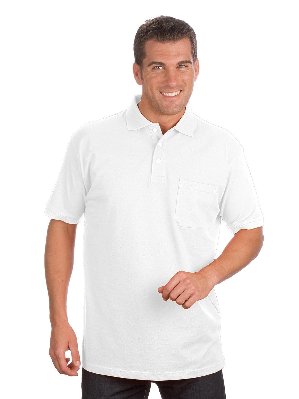 Quality Camisetas Manga Corta Polo con bolsillo en el pecho ...