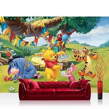 Fototapete X Cm Premium Wand Foto Tapete Wand Bild Papiertapete Disney Tapete Disney Winnie