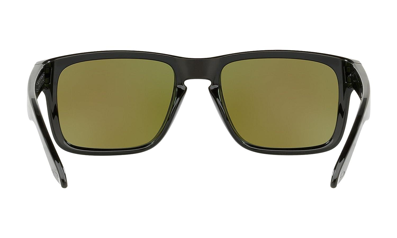 Amazon.com: Oakley Holbrook - Gafas de sol (lentes de zafiro ...