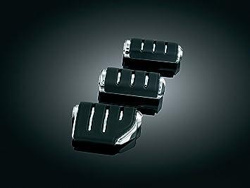 Kuryakyn Chrome Small /& Large Trident ISO-Pegs OEM Stock Foot Peg 7595