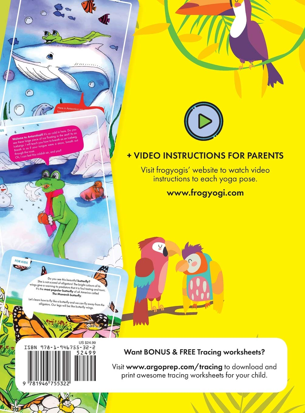 Yoga for Kids: Frogyogi - Yoga Stories for Kids and Parents ...