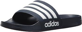 Adidas Men's Adilette Cloudfoam Slides (various colors)