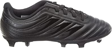 Adidas Copa 20.4 FG J Shiny Heel Counter Lace-Up Football Shoes for Boys