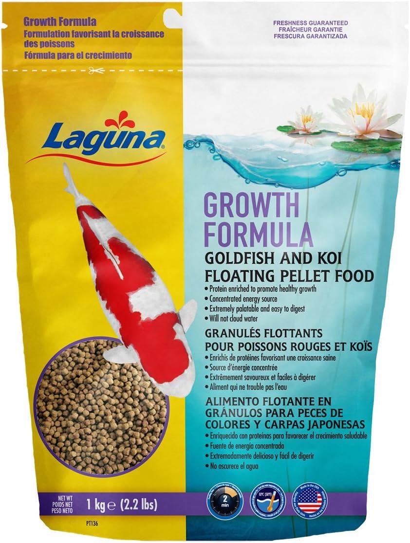 Laguna Growth Enhancing Goldfish & Koi Floating Pond Fish Food